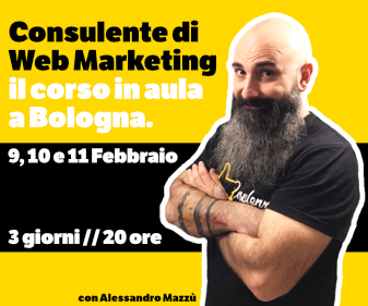corso web marketing Bologna