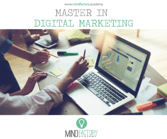 Master in Digital Marketing 2018