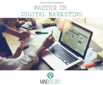 Master in Digital Marketing 2018