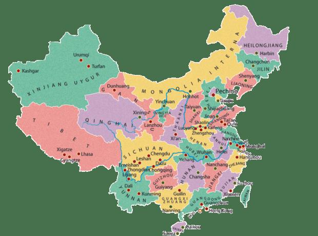 CINA: IL DRAGONE DELL'ECONOMIA, prima parte