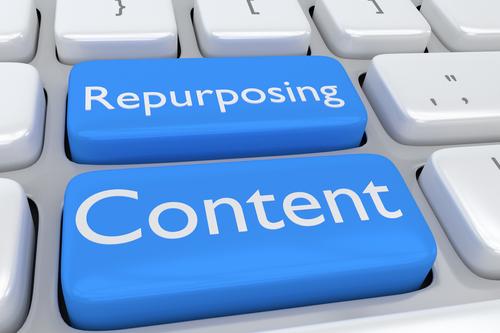 Repurposing content: come dare nuova vita ai contenuti