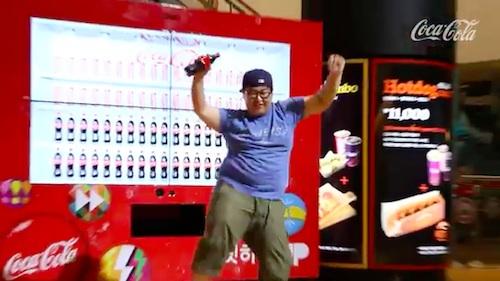 Kinect e Coca-Cola: marketing a ritmo di dance!