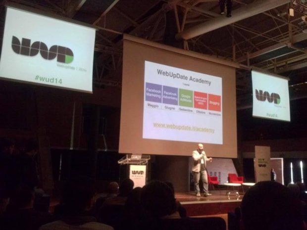 Chiuso l'appuntamento con il marketing e la comunicazione: WebUpDate 2014