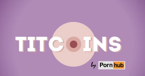 TitCoin, la nuova app di Pornhub