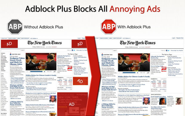 Incredibile, Adblock Plus denunciata dai tedeschi!