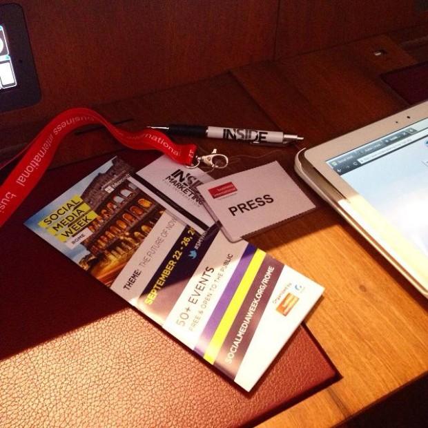 Social Media Week Roma 2014: la settimana nazionale della rete?