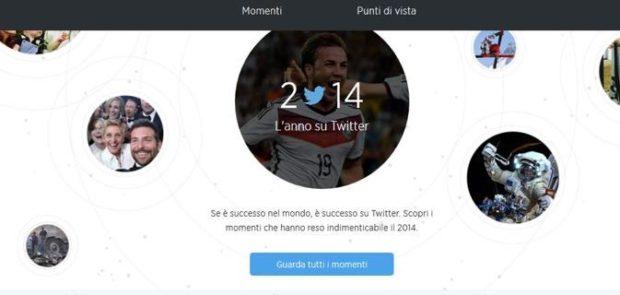 2014: Twitter in un anno