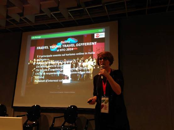 Lidia Marongiu: i giovani sono protagonisti del turismo digitale