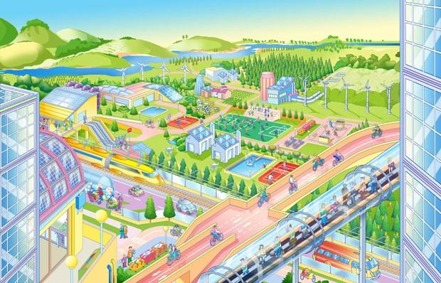Le Città i veri motori dell' economia globale.