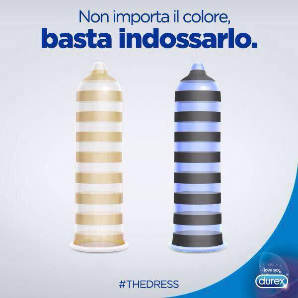 #thedress è... marketing virale!