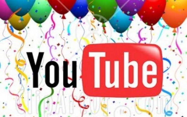 Youtube: dieci anni di video