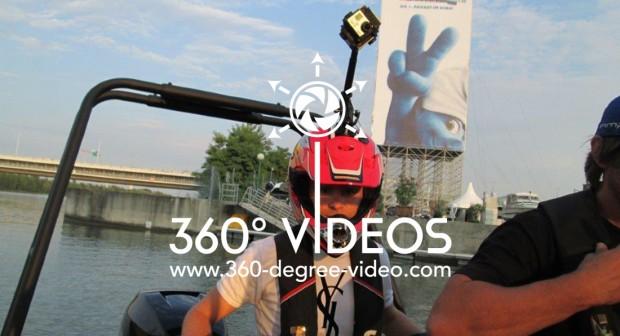 YouTube lancia 360 degree video: per condividere i propri video a 360°