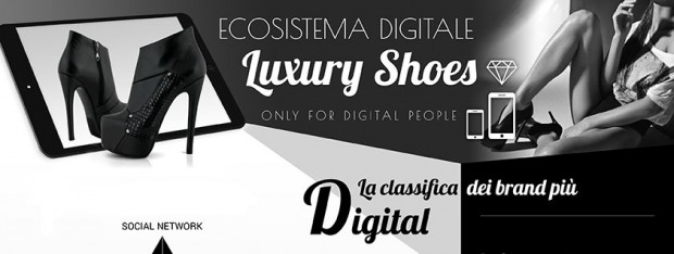 Ecosistema Digitale dei TOP BRAND Luxury Shoes