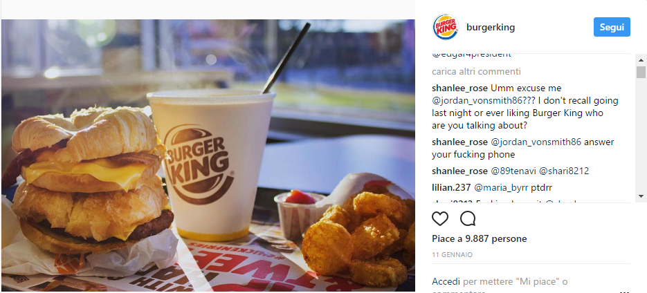 guerrilla marketing burger king