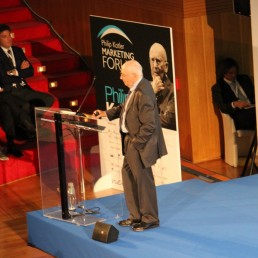 Philip Kotler Marketing Forum 2015: il bilancio dell'unica tappa europea