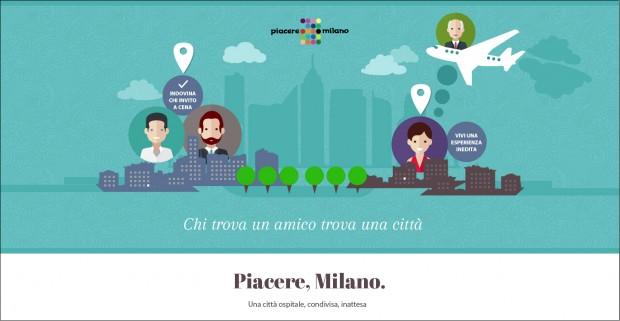 Piacere, Milano: il social dining italiano nato per EXPO 2015