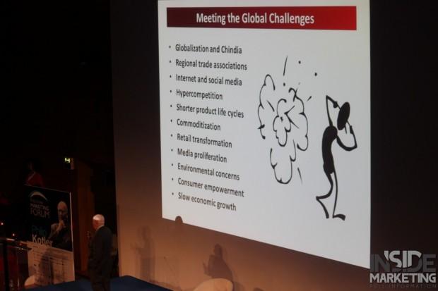Kotler: le opportunità offerte dalla globalizzazione.
