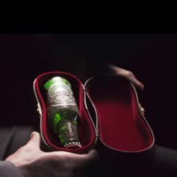 La campagna pubblicitaria Heineken Have your mini moment