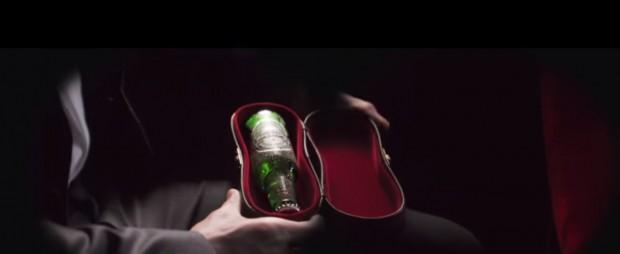 La campagna pubblicitaria Heineken