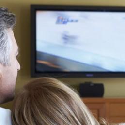 La tv tradizionale? in Italia va ancora forte
