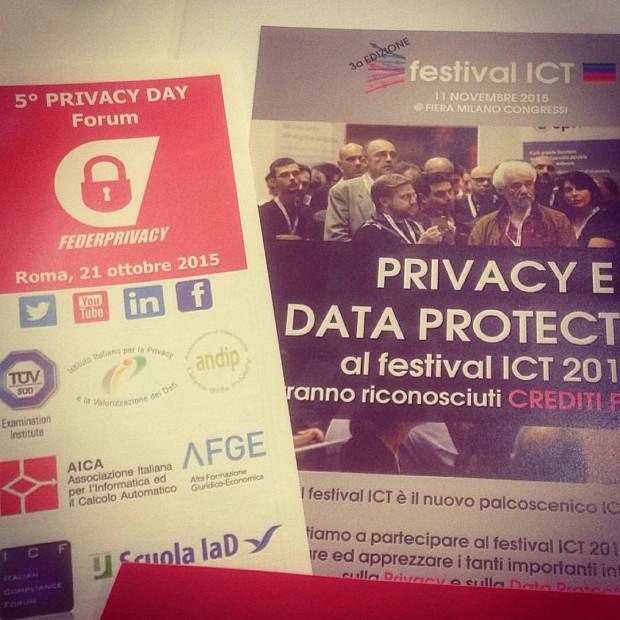 Privacy Day Forum 2015: il racconto della quinta edizione