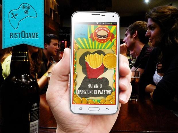 RistOgame: gamification per l'attesa in ristoranti e pub