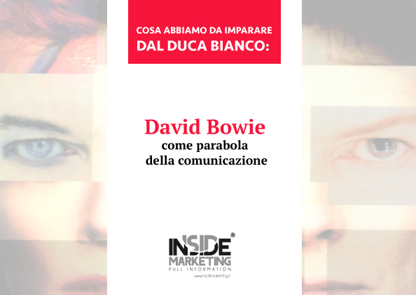 Personal branding, comunicazione e marketing: il 'caso' David Bowie