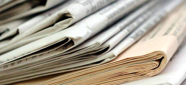 Carta stampata, continua il trend negativo