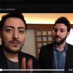 video the jackal social sanremo2016