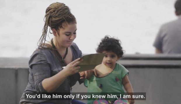 Storytelling e sorrisi per la pubblicità progresso: uno spot vero