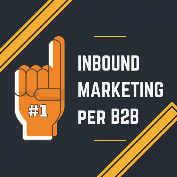 Inbound Marketing: la scelta migliore per le aziende B2B