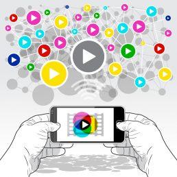 La rivoluzione del video mobile e della pubblicità online
