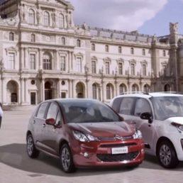 #missionemonnalisa: così Citroën sceglie Sgarbi come testimonial