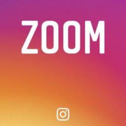 Instagram Zoom cosa è