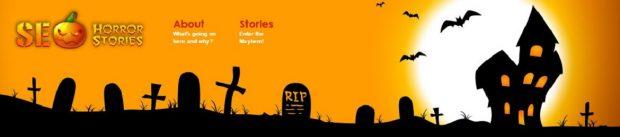 SEO horror stories per la notte di Halloween: cinque esempi da brividi