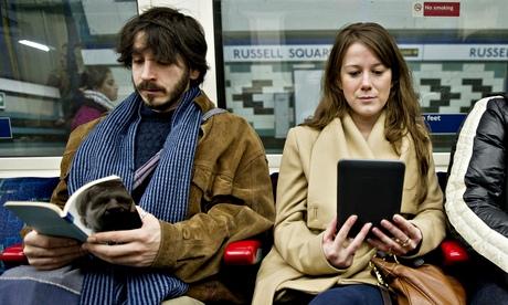 Letture digitali: le abitudini degli americani tra e-book e audiolibri