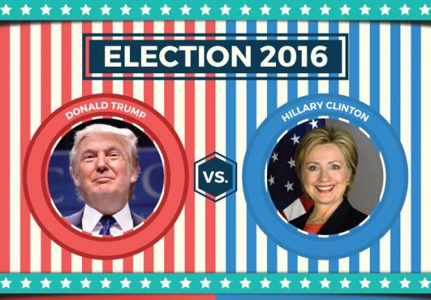 Presidenziali americane 2016: i consumi degli elettori