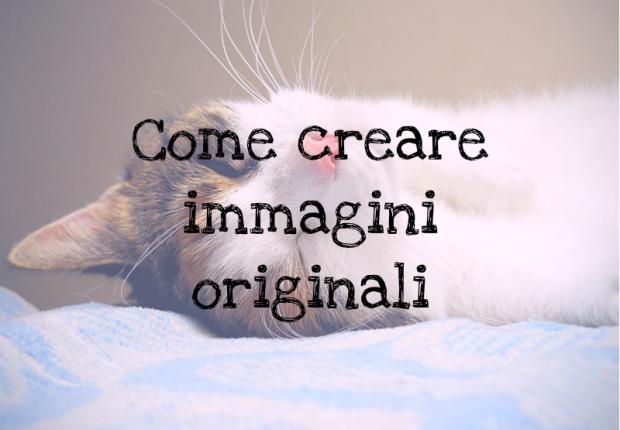 Come creare immagini originali per un brand
