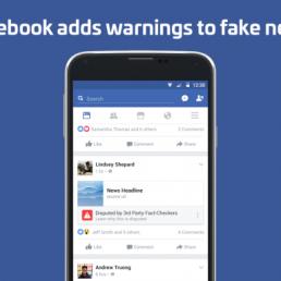 Quali sono le principali iniziative di Facebook contro le fake news?