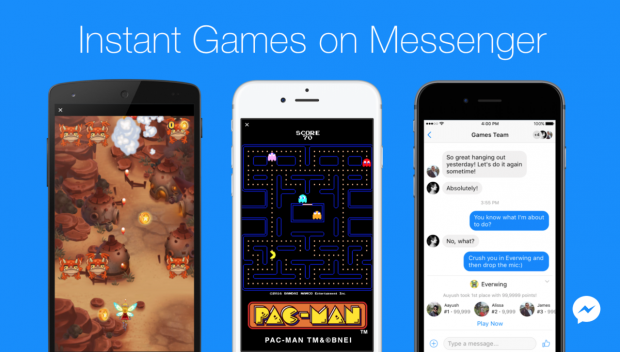 Instant Game: il futuro delle piattaforme di instant messaging è nel gaming?