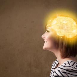 Cervello risposta ricompensa felicità brand loyalty