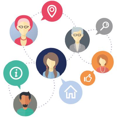 Dal geo-helping al proximity marketing: il potere della comunità