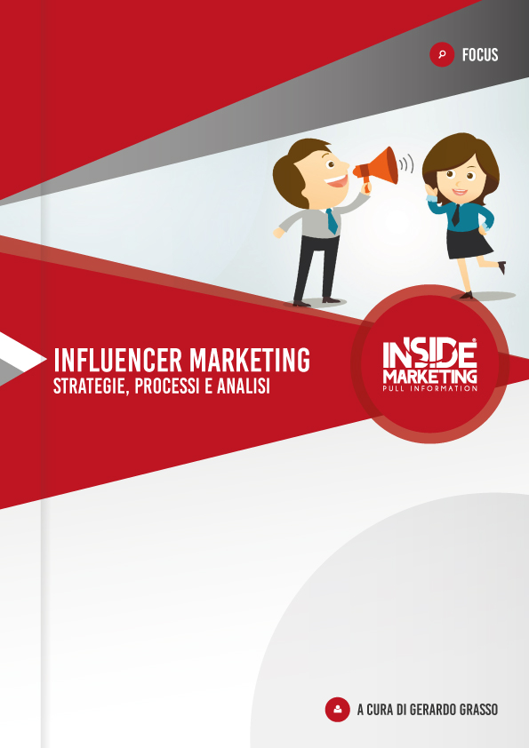 Influencer marketing: strategie, processi e analisi