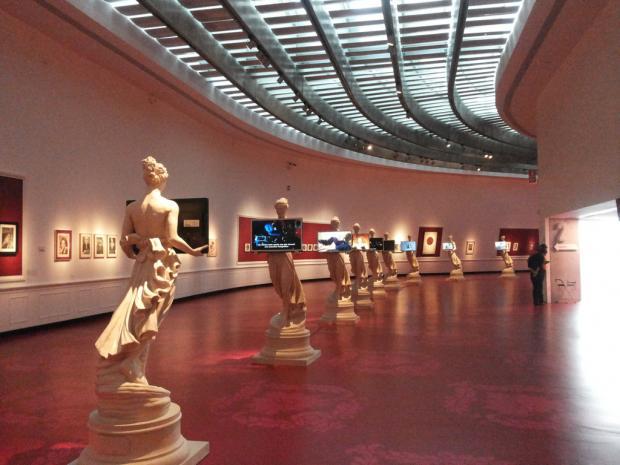 Musei italiani: quanto sono digital?