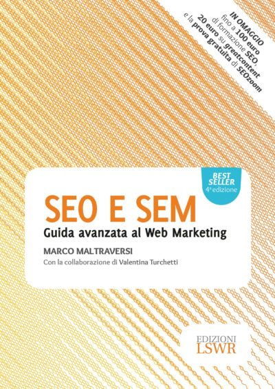 seo e sem guida avanzata al web marketing