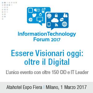 Information Technology Forum 2017