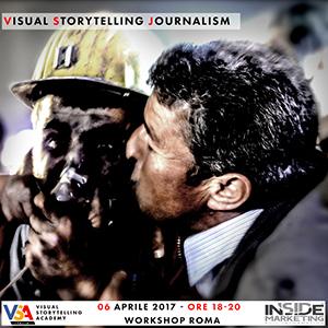 Visual Storytelling Journalism: come raccontare le notizie con le immagini