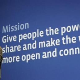 Facebook, novità in vista? Zuckerberg ne parla in un manifesto