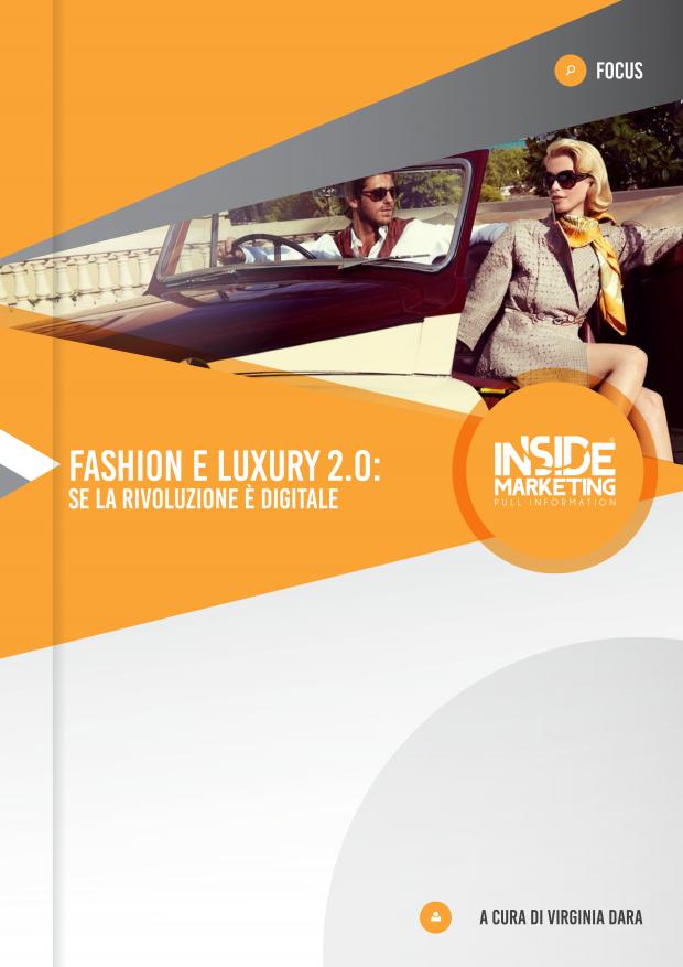190a6e1ac954 Fashion e luxury 2.0 - Dalle sfilate agli acquisti online: così la ...