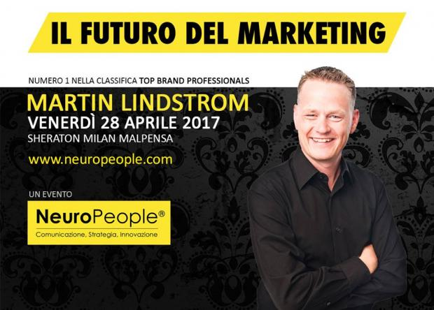 Branding e Marketing con Martin Lindstrom